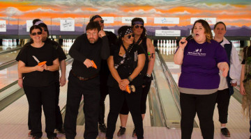 Mega Co-op Teams Participate in Big Brothers Big Sisters Bowl for Kids' Sake