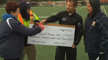$17,000 Collected From Mega Holiday's Filling the Dreams