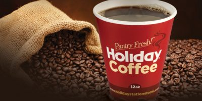 Mega! Co-op Holiday Coffee Rainforest Blend