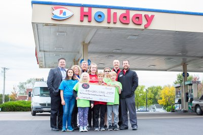 Mega Co-op Holiday and Boys and Girls Club of the Greater Chippewa Valley