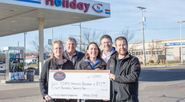 Mega! CO-OP Raises More Than $2,000 for Local Non-Profits During Co-op Month Fundraising Campaigns