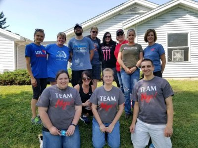 United Way Day of Caring Chippewa Valley 2017