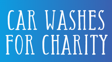 Co-op Month Car Washes for Charity in October