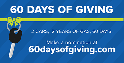 60 Days of Giving