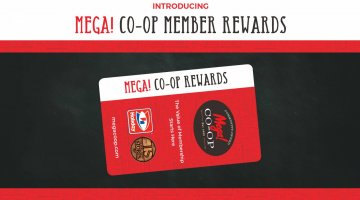 NEW: Mega! CO-OP Rewards Just Launched!