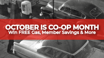 Celebrate CO-OP Month with Us!
